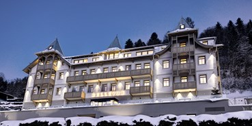 Winterhochzeit - barrierefreie Location - Seehotel Bellevue****s